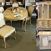 French Provincial Dining Room Set