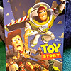 Toy Story Wood Movie Poster