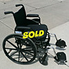 Invacare 9000 SL Wheelchair in Excellent Condition.  <b>$150</b>