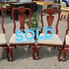 Mahogany Dining Room Chairs