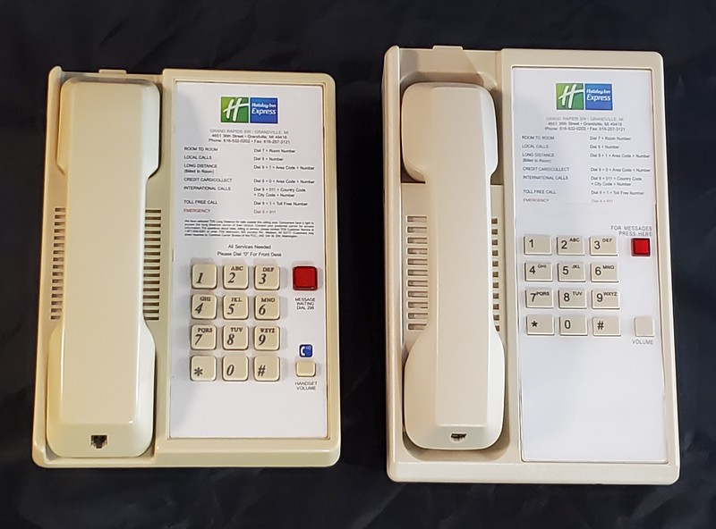 Single Line Telephones