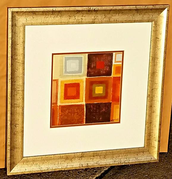 Contemporary Framed Art
