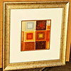Contemporary Framed Art