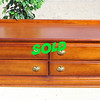 Spacious Quality Constructed Low Profile 4-Drawer Dresser.  72 x 22 x 24 x 26.  <b>$85</b>