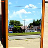 Beautifully Framed Wall Mirror.  25 x 38.  <b>$35</b>