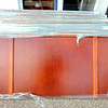 Nice Budget Price Full Size Wall Mounted Headboard.  54 x 24.  <b>$65</b>