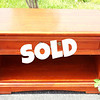 Attractive Wood TV Stands with Storage Drawers.  Perfect for nearly any kind of TV.  36 x 17 x 25.  <b>$95</b>