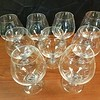 Large Selection of <i>Schott Zwiesel </i>Bar Collection Brandy Glasses in Excellent Condition.  This sophisticated glass is a must-have for any brandy aficionado. The wide bowl cups naturally in the hand and allows ample room for swirling, while the mouth narrows slightly to concentrate complex aromas.  We have a good inventory of these premium brandy snifters at the moment, so this is a good time for large quantity buyers to stop by. <i>Regularly $15 each new.</i>  <b>Fred's Good As New Price: $5 each.</b>