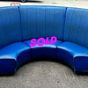 High Back Booth Sofa