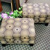 Upholstered Ottomans