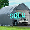 SUV/Small Truck Instant Shelter