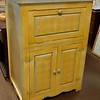 Painted Solid Wood Cupboard