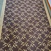 Stately Area Rug Floor Runner