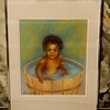 Clarissa Johnson Original Pastel