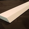 Extra-Long Marble Baseboard / Molding Sections