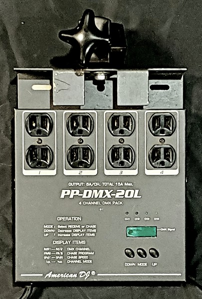 DMX Dimmer/Switch Pack