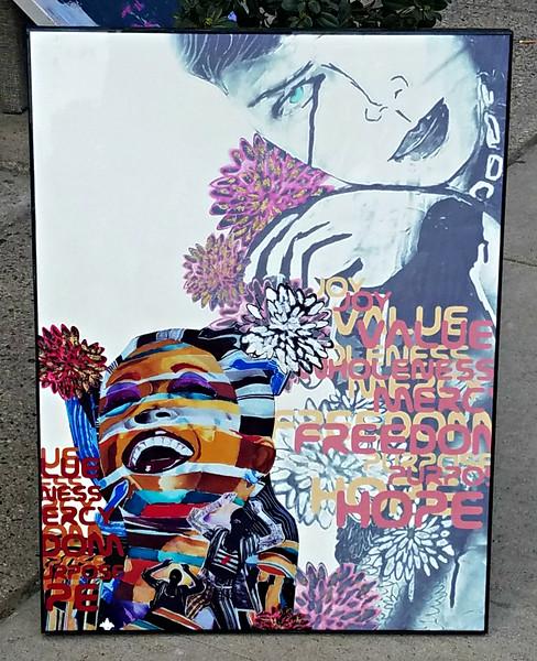 Digital Art in Giclee