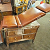 Vintage Medical Exam Table