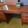 Vintage Executive Office Desk