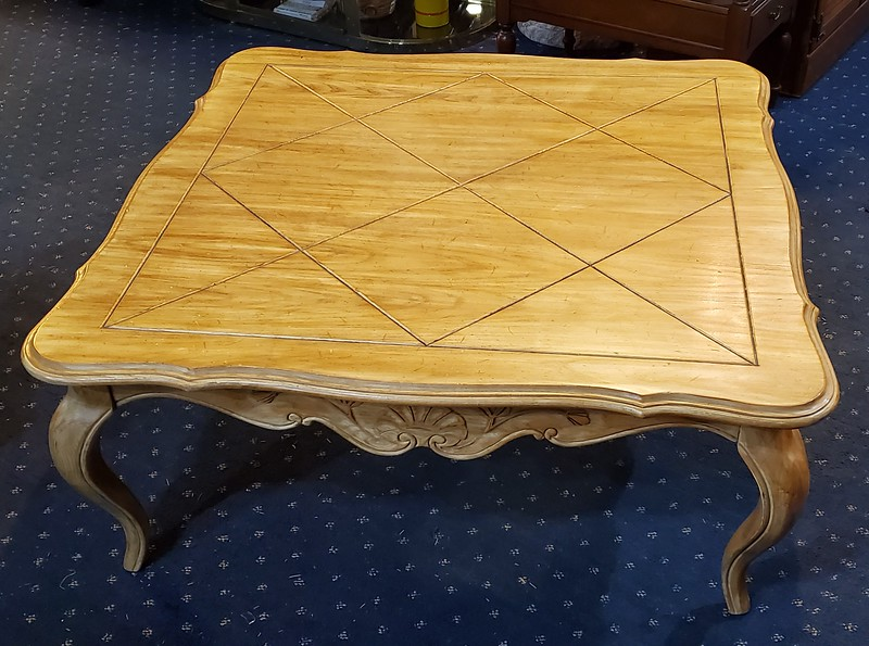 Rococo Style Coffee Table