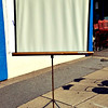 Vintage Movie Projector Screen