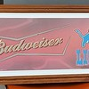 Budweiser Bar Mirror