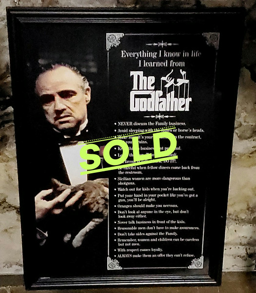 The Godfather - Everything I Know