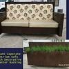 Corporate Atrium Sofa