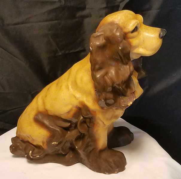 Cocker Spaniel Coin Bank
