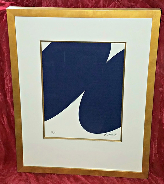 Fiori 2 - Limited Edition Framed Lithograph