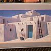 Southwest Watercolor by Deborah Hiatt
