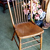 Antique Solid Wood Chair