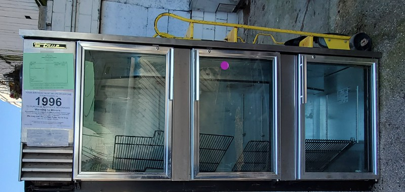 Commercial Bar Refrigerator
