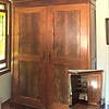 Immaculate Antique Wardrobe Closet