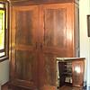 Immaculate Antique Wardrobe Closet