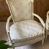 Provincial Style Accent Chair