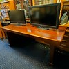 55-Inch / 65-Inch Mahogany TV Stands