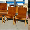 Premium Solid Wood Frame Chairs