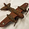 World War 2 Military Model Airplane