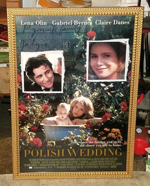 Polish Wedding Movie Poster