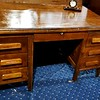 Vintage Solid Wood Office Desk