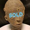 African Terracotta Bust