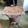 Wood Burning Cook Stove
