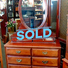 Vintage Dixie Dresser
