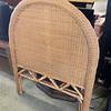 Twin Wicker Headboard