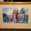 University of Michigan Union Lithograph