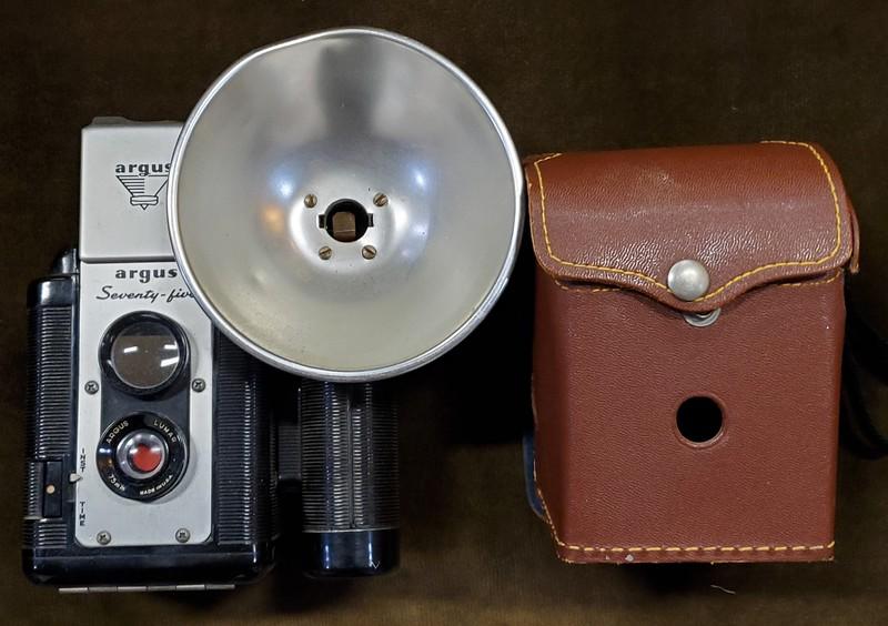 1950s Argus 75 Camera