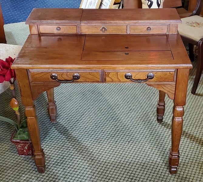 Sewing Machine Cabinet Desk