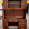 Hutch Style Office Desk