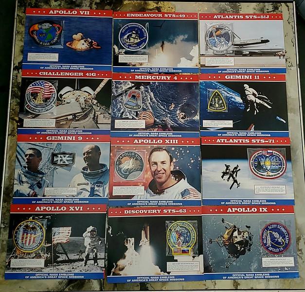 Official NASA Emblems